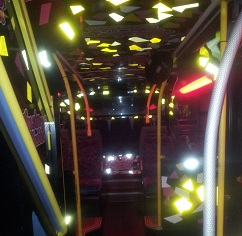 Double Decker Bus Hire For VIP Parties & Fast Track Entry into London Clubs
